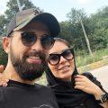 جشن تولد لاکچری محسن افشانی بازیگر جوان برای همسرش سویل +تصاویر