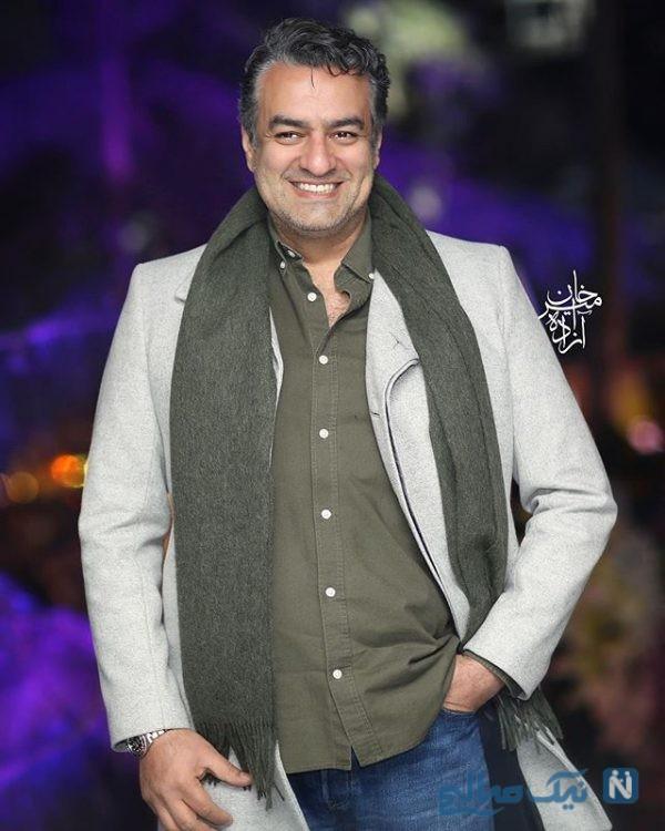 سیامک انصاری بازیگر