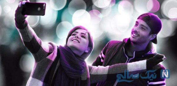 عاشقانه های سینمای ایران