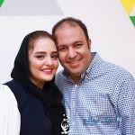 عکس های نرگس محمدی و همسرش به مناسبت تولد علی اوجی