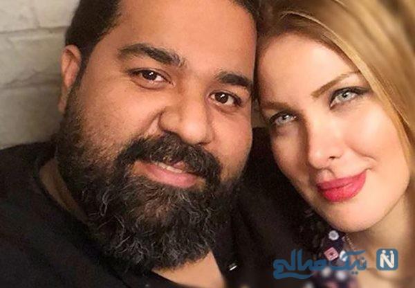 هفتمین سالگرد ازدواج رضا صادقی و دلنوشته عاشقانه وی برای همسرش +تصاویر