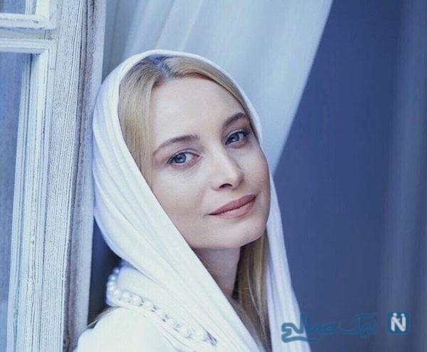 عکس های مریم کاویانی در روز عقدش و تبریک خاص خانم بازیگر به وی
