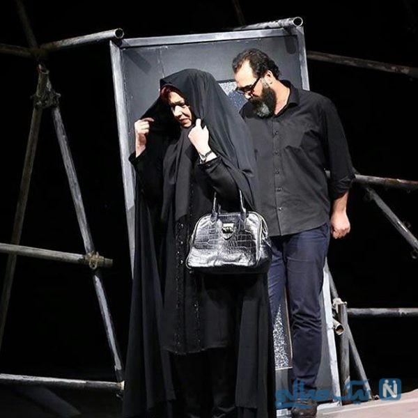 معصومه کریمی بازیگر