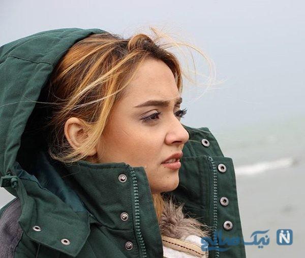 عکس های مهتاب اکبری بازیگر نقش سوگند در سریال لحظه گرگ و میش