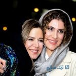 تیپ زیبای بازیگران در اکران مردمی فیلم سینمایی غلامرضا تختی +تصاویر
