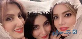 استایل شیک خانم های بازیگر در افتتاحیه سریال رالی ایرانی ۲ +تصاویر