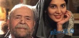 تولد محمدعلی کشاورز و دلنوشته بازیگران برای سالروز ۸۹ سالگی استاد +تصاویر