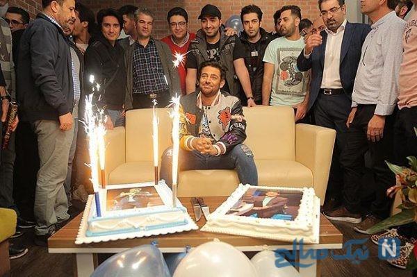 تولد محمدرضا گلزار