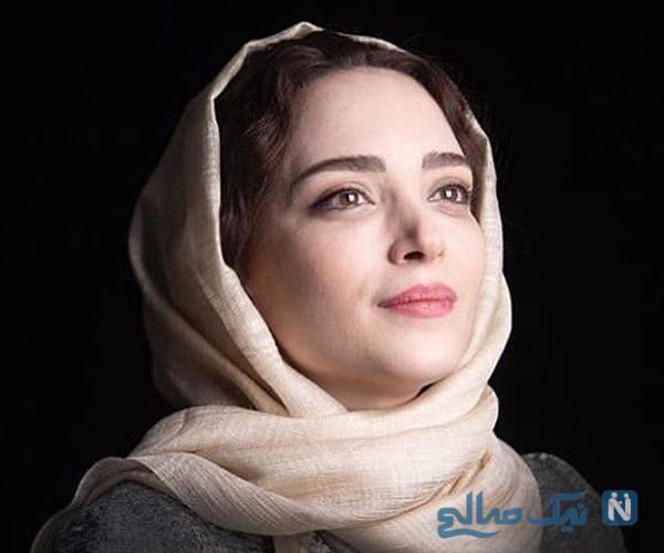 عکس های بهنوش طباطبایی در اکران مردمی فیلم غلامرضا تختی در مشهد