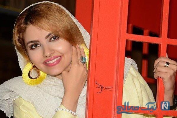 سحر خزائیلی بازیگر جوان سریال روزهای بی قراری ۲ +تصاویر