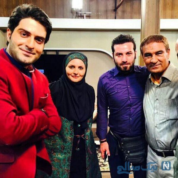 سحر خزائیلی بازیگر جوان سریال روزهای بی قراری 2 +تصاویر
