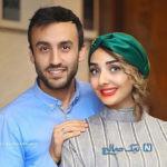 مدلینگ دریا مرادی دشت بازیگر جوان و عروس فاطمه گودرزی +تصاویر