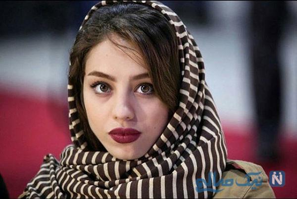 عکس های مریم شاه ولی بازیگر جوان سریال دنگ و فنگ روزگار