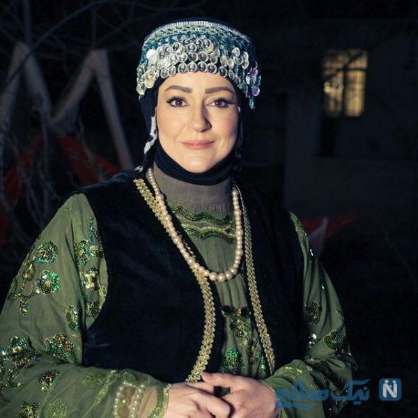 عکس های نعیمه نظام دوست