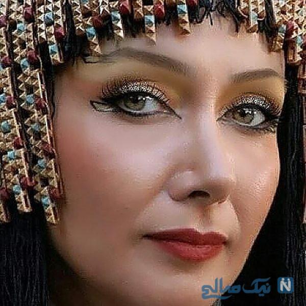 کتایون ریاحی بازیگر ایرانی
