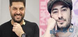 اکران فیلم متری شیش و نیم و تعریف جالب سام درخشانی از نوید محمدزاده +تصاویر