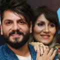 تبریک متفاوت عباس غزالی بازیگر سینما و تلویزیون برای سالگرد ازدواجش +تصاویر