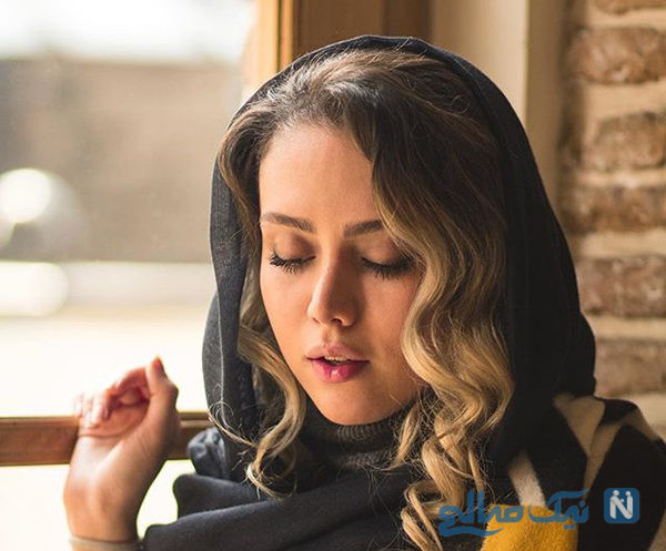 عکس های شادی مختاری چهره جدید بازیگری در سریال دلدار