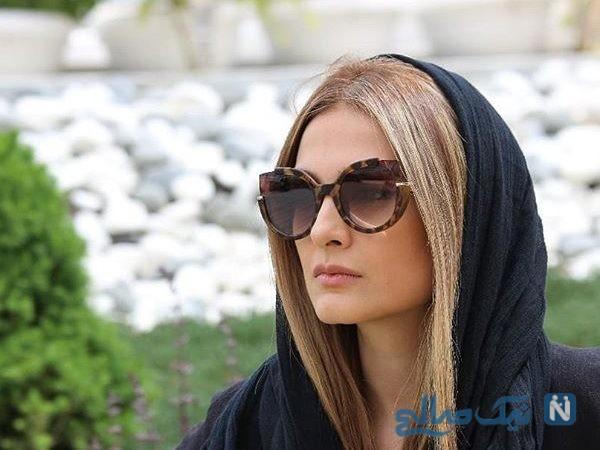 دلنوشته تلخ آناهیتا دری به یاد پدر مرحومش ضیاء الدین دری +تصاویر
