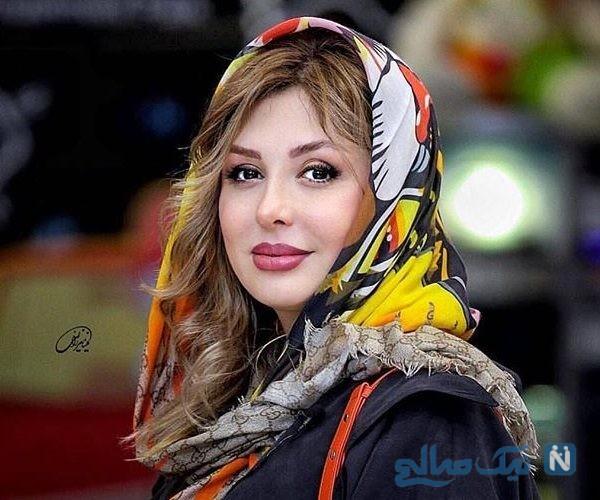 نیوشا ضیغمی و همسرش در کنسرت علیرضا طلیسچی +تصاویر