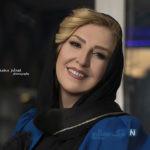 مرجانه گلچین بازیگر مشهور کشورمان در مراسم گل ریزان انجمن اهدا عضو +تصاویر