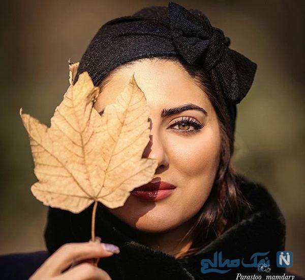 هلیا امامی از مدلینگ تا مهربانوی سریال از یادها رفته +تصاویر