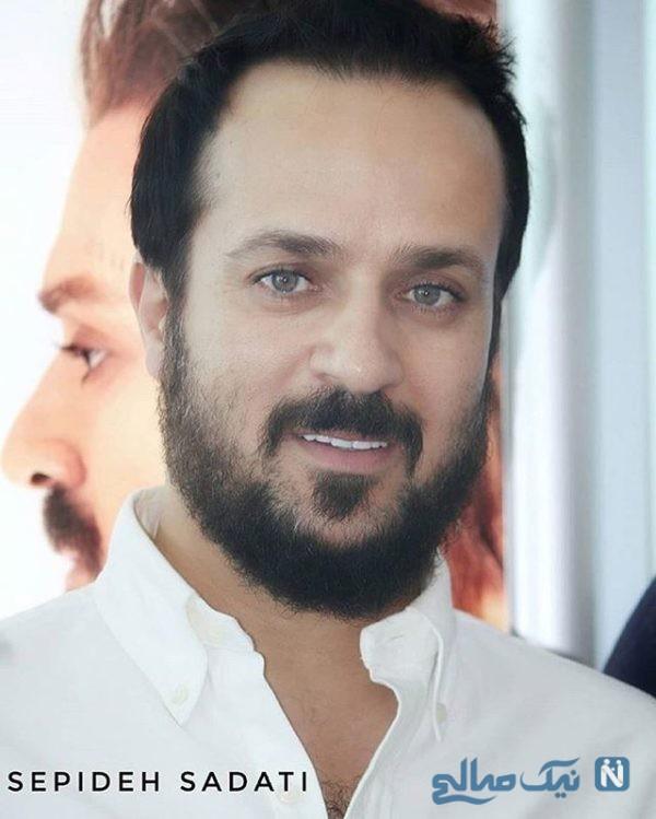 تولد احمد مهرانفر