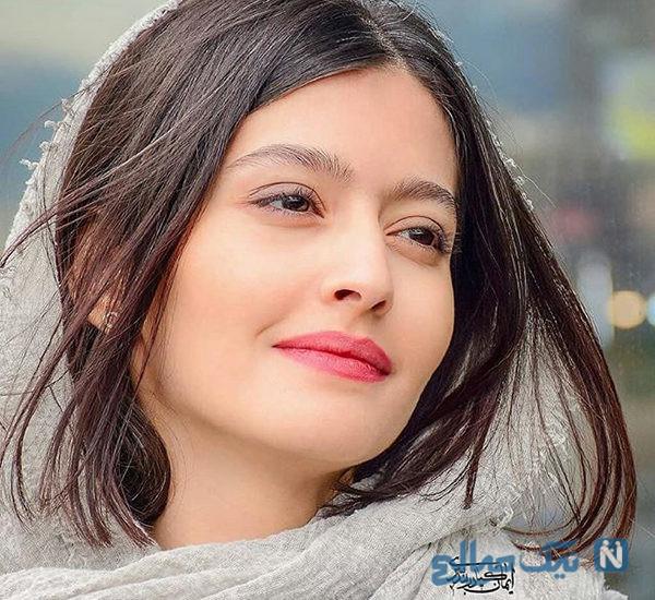 جشن تولد ۲۷ سالگی پردیس احمدیه بازیگر جوان در کنار خواهرش +تصاویر