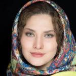 ساناز سعیدی بازیگر خوش چهره سریال بوی باران یا عروس تاریکی +تصاویر