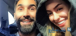 عکس های سمانه پاکدل و همسرش هادی کاظمی بعد از دیدن یک نمایش