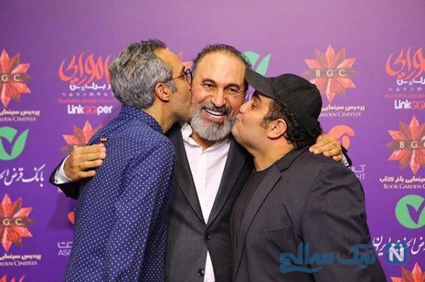 , چهره های معروف در اکران خصوصی فیلم سینمایی سامورایی در برلین +تصاویر, آخرین اخبار ایران و جهان و فید های خبری روز