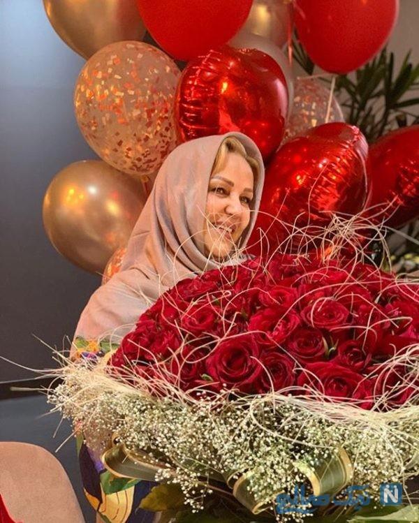 پرستو صالحی بازیگر زن
