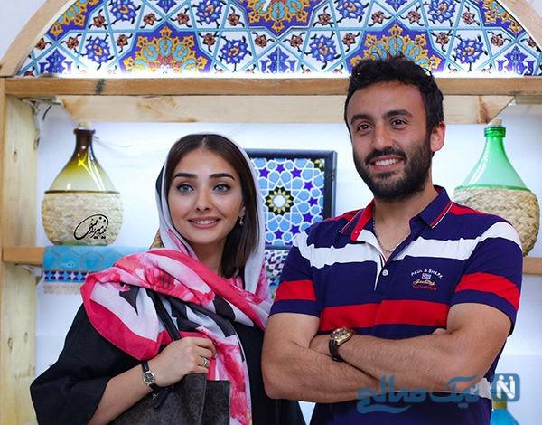 افتتاحیه تئاتر قصه ظهر جمعه با حضور چهره ها از نسیم ادبی تا مریم معصومی +تصاویر