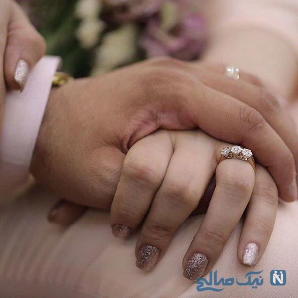 ازدواج محیا اسناوندی