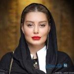 اکران ایکس لارج در اصفهان با تیپ متفاوت سحر قریشی +تصاویر