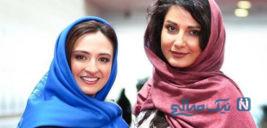 چهره های سرشناس ایرانی در اکران فیلم سرخپوست ویژه نابینایان +تصاویر