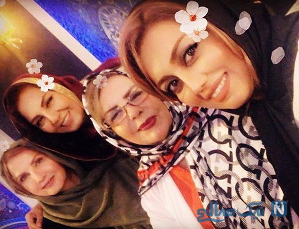 مراسم بزرگداشت ۵ بانوی هنرمند ایرانی در یک رستوران لوکس +تصاویر