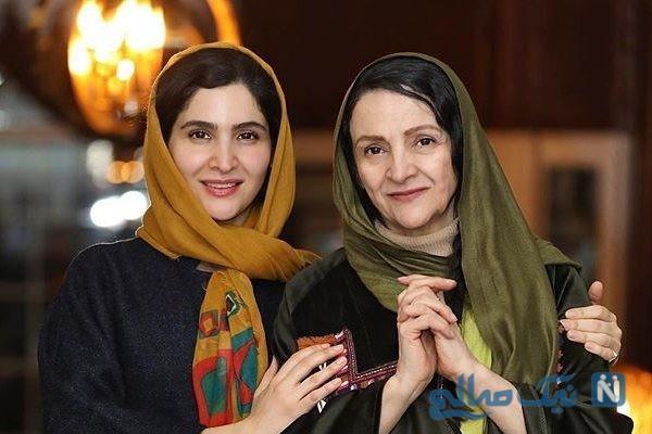 در ستایش گلاب آدینه بازیگر ایرانی که شأن بازیگری را حفظ کرده است +تصاویر