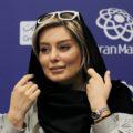 عکسهای سحر قریشی و علی صادقی با استایلی متفاوت در اکران مردمی ایکس لارج