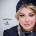 جشن تولد نیوشا ضیغمی بازیگر سینما با کیک تولدهای لاکچری +تصاویر