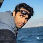 عکس های شهاب شادابی مدل و بازیگر نقش سهیل در سریال بوی باران