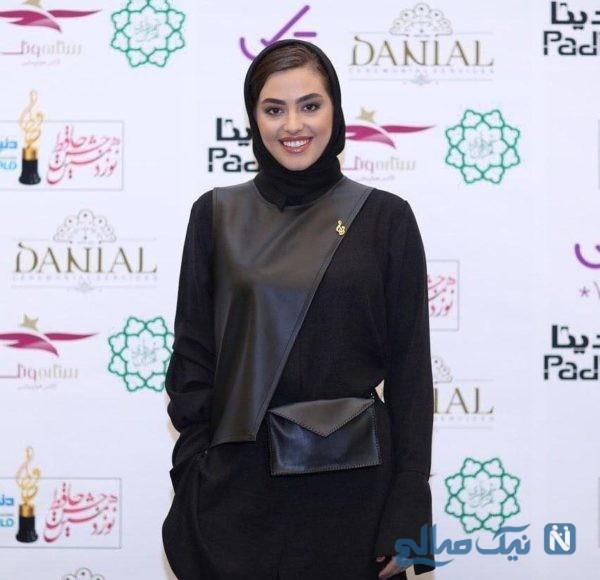 میکاپ و استایل زیبای بازیگران مشهور زن در نوزدهمین جشن حافظ +تصاویر