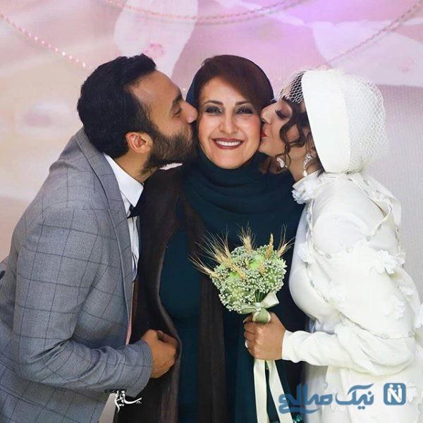 ازدواج دریا مرادی دشت
