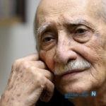 حاشیه های تشییع جنازه داریوش اسدزاده با حضور چهره های مشهور +تصاویر