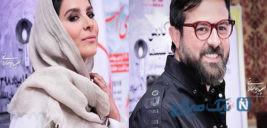 حواشی دومین دوره جایزه آکادمی سینما سینما از آزاده نامداری تا ستاره اسکندری و فرزدا حسنی +تصاویر