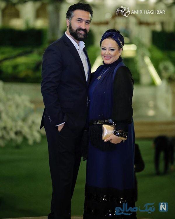 دومین سالگرد ازدواج بهاره رهنما