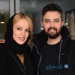 عکس های عروسی فرشته آلوسی و محمودرضا قدیریان چهره های مشهور ایرانی