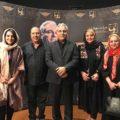 هنرمندان در کنسرت مهران مدیری از گوهر خیراندیش و دخترش تا کمند و گلاره +تصاویر