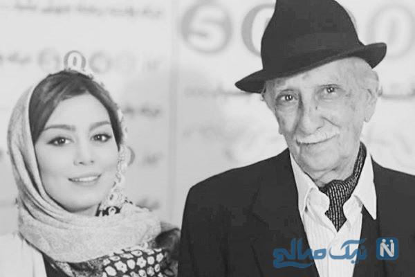 واکنش چهره ها به درگذشت داریوش اسدزاده از مهتاب و نیوشا تا حامد و شهاب