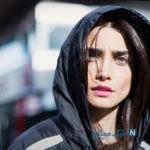 ظاهر جدید و جنجالی تینا آخوندتبار بازیگر جوان در رینگ بوکس +تصاویر